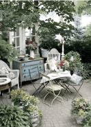 60 beautiful eclectic backyard decor (16)