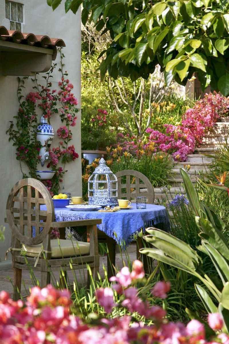 60 beautiful eclectic backyard decor (23)
