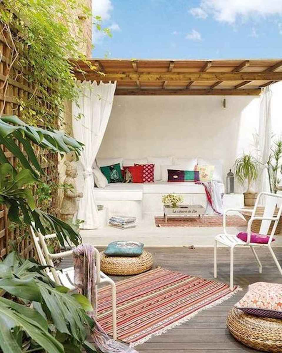 60 beautiful eclectic backyard decor (25)