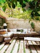 60 beautiful eclectic backyard decor (29)