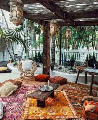 60 beautiful eclectic backyard decor (5)