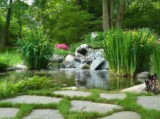 60 beautiful eclectic backyard decor (55)