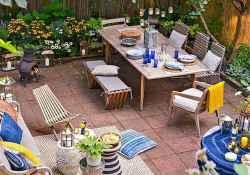 60 beautiful eclectic backyard decor (60)