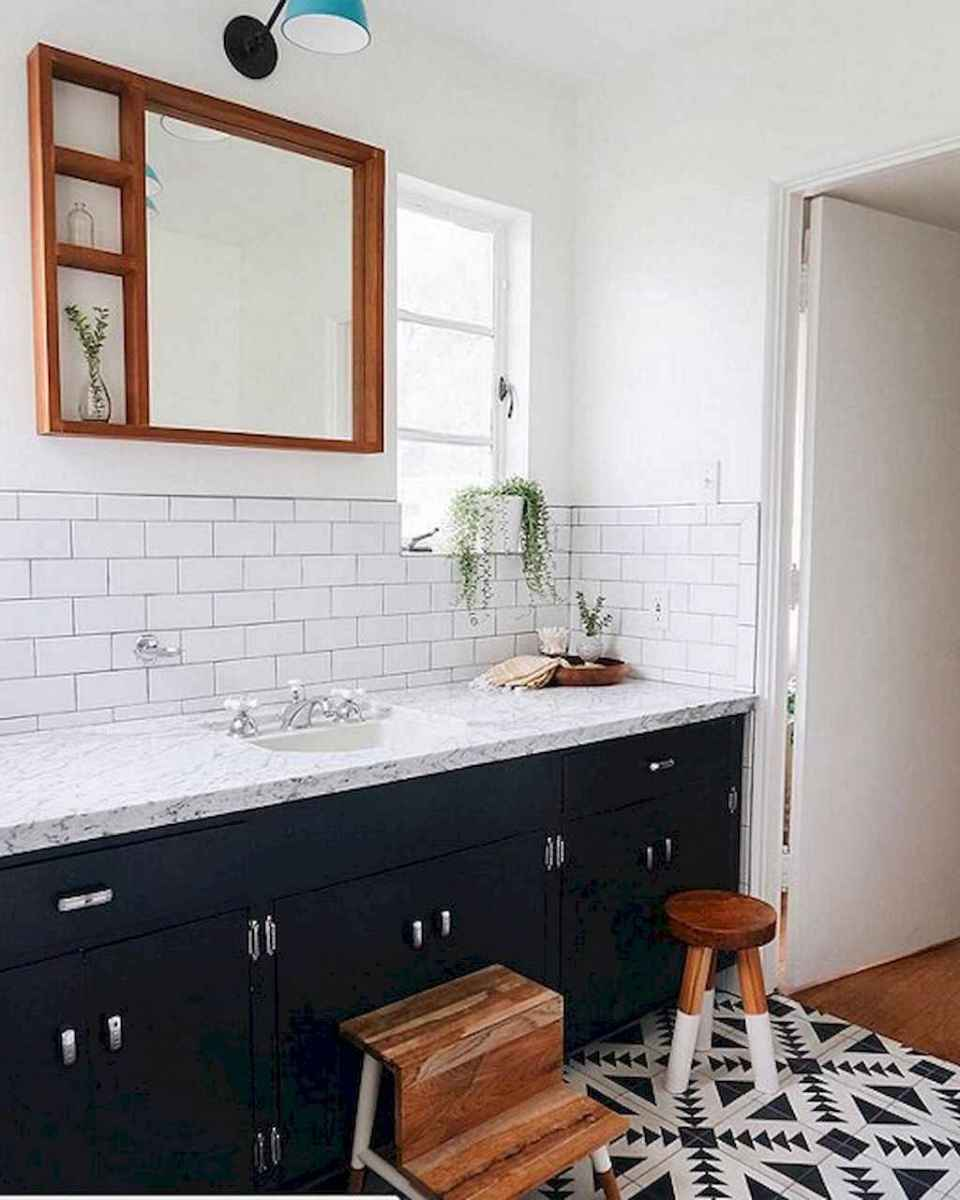 60 beautiful eclectic bathrooms to inspire you (28)