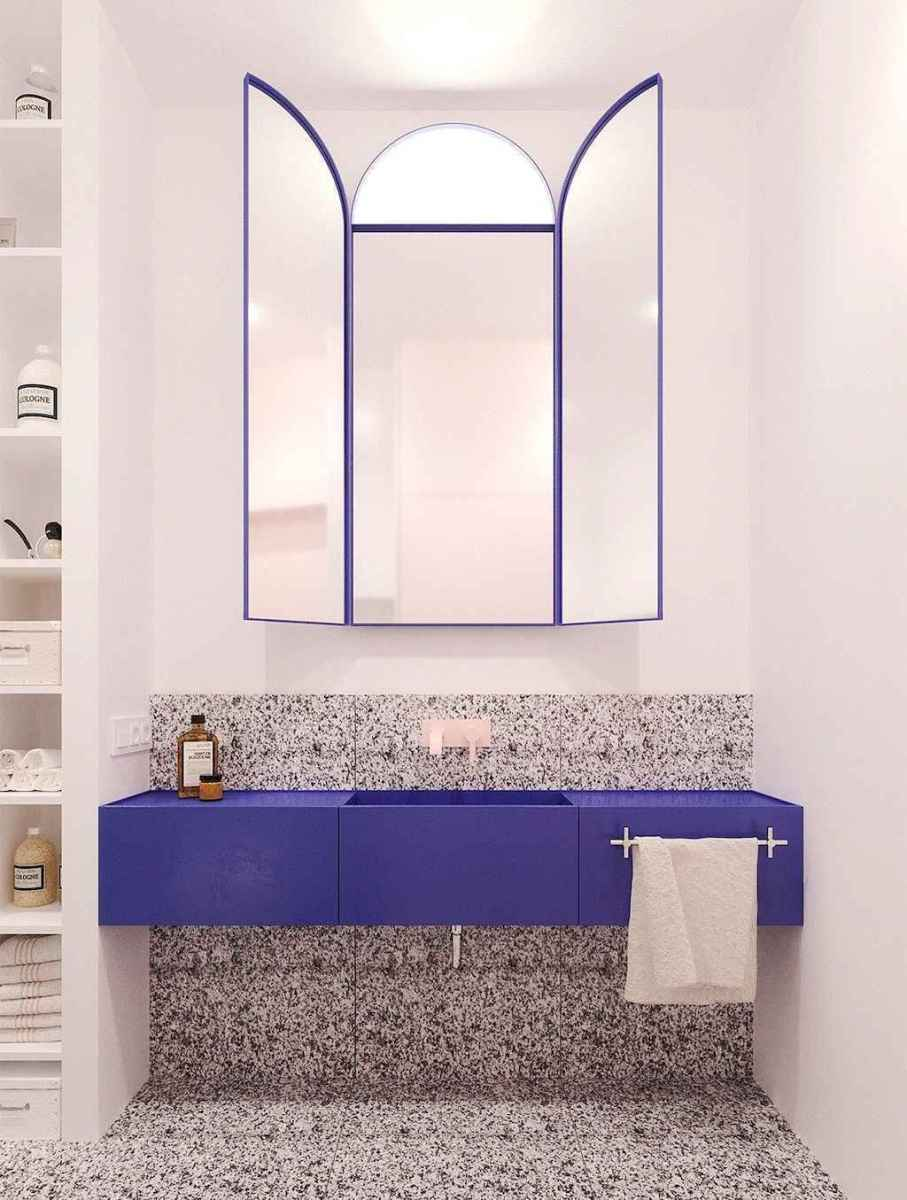 60 beautiful eclectic bathrooms to inspire you (30)