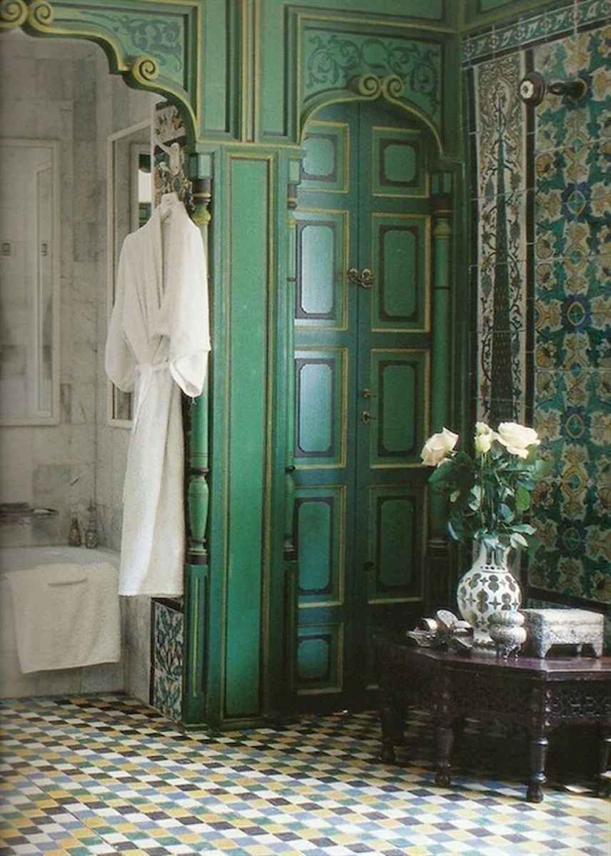 60 beautiful eclectic bathrooms to inspire you (49)