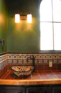 60 beautiful eclectic bathrooms to inspire you (56)
