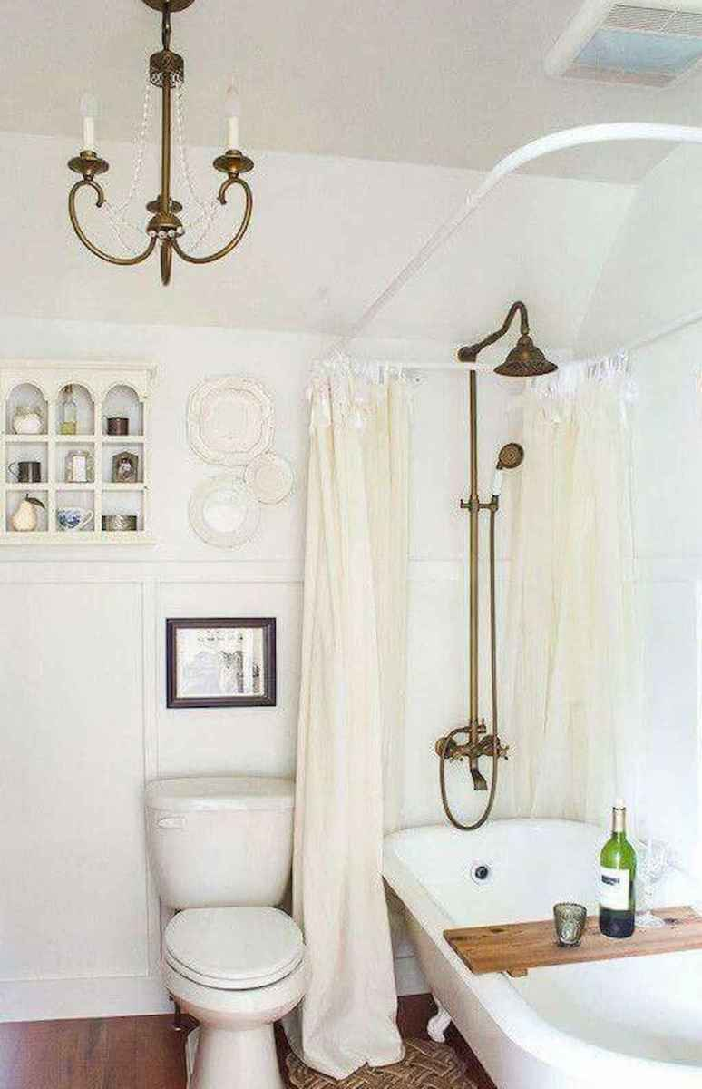 60 beautiful eclectic bathrooms to inspire you (59)
