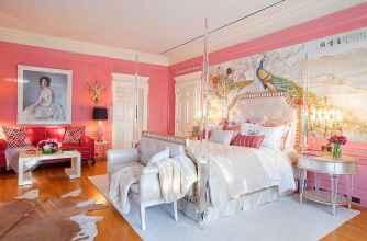 60 beautiful eclectic bedroom (15)