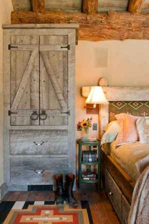 60 beautiful eclectic bedroom (16)