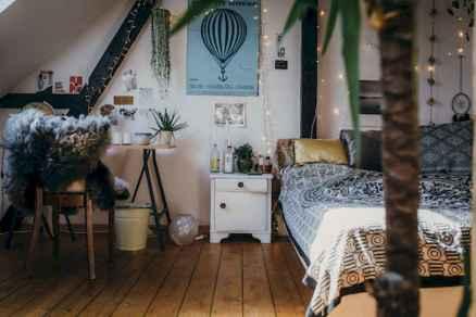 60 beautiful eclectic bedroom (39)