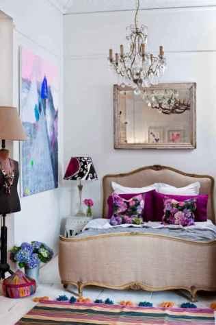 60 beautiful eclectic bedroom (51)