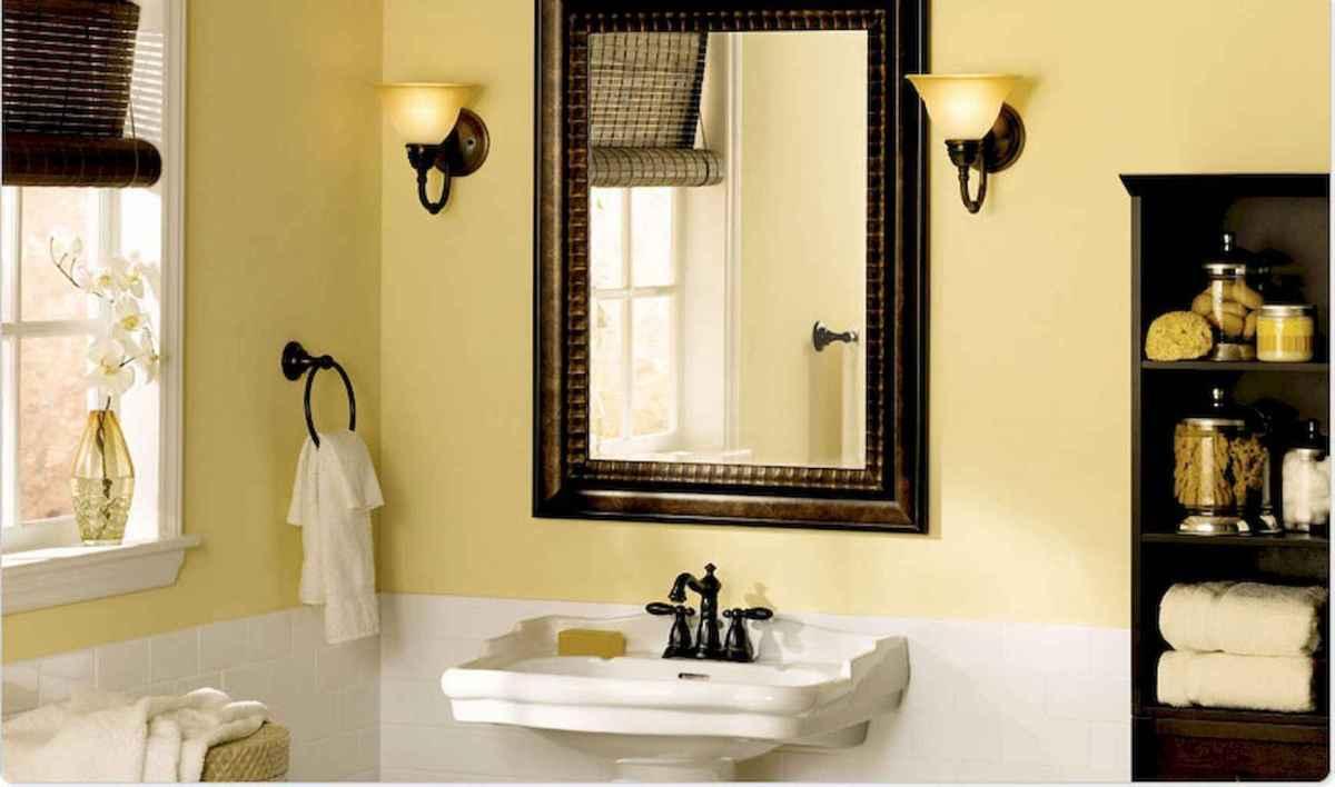 60+ beautiful vintage powder room ideas (1)