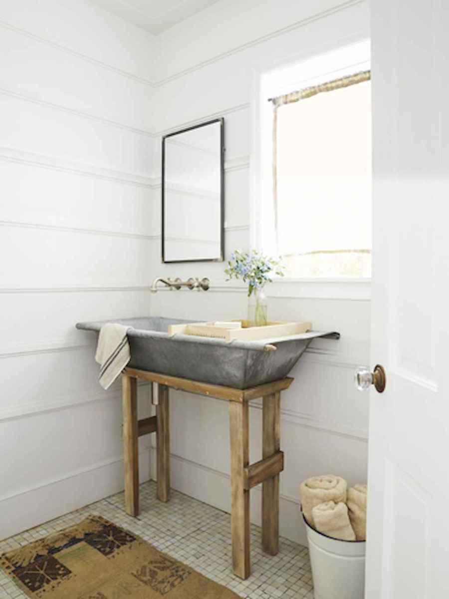 60+ beautiful vintage powder room ideas (43)