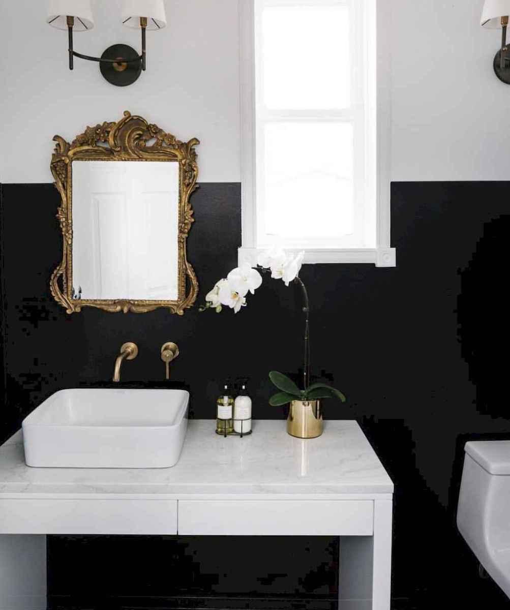 60+ beautiful vintage powder room ideas (58)