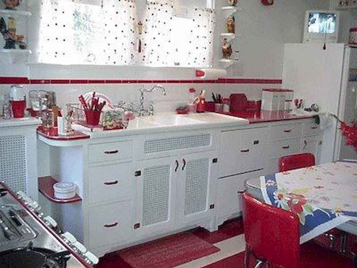60 great vintage design ideas for your kitchen (10)