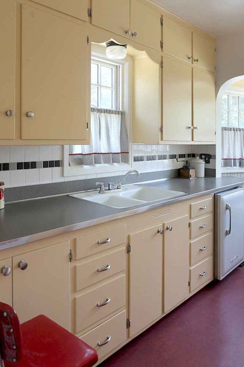60 great vintage design ideas for your kitchen (24)