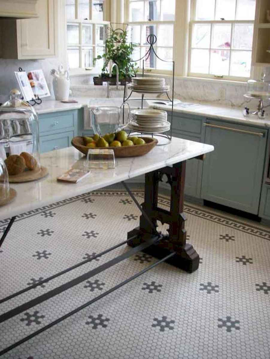 60 great vintage design ideas for your kitchen (25)