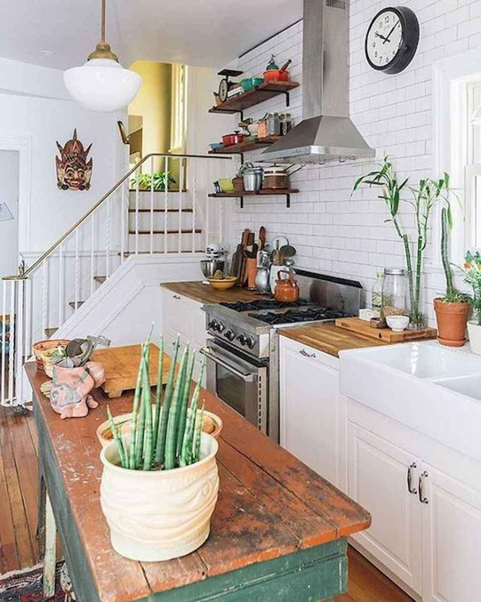 60 great vintage design ideas for your kitchen (54)