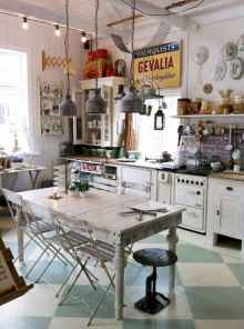 60 great vintage design ideas for your kitchen (7)