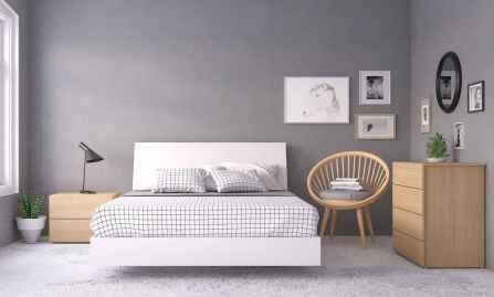 60 popular scandinavian bedroom decorating ideas (10)