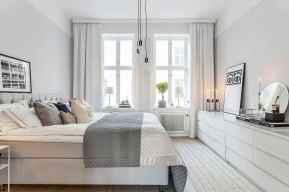 60 popular scandinavian bedroom decorating ideas (23)