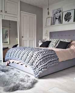 60 popular scandinavian bedroom decorating ideas (39)