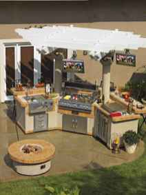 60 smart ideas for outdoor kitchens (51)