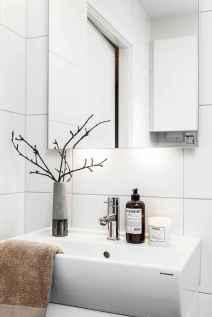 60 stunning scandinavian bathroom decor & design ideas to inspire you (31)