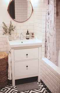60 stunning scandinavian bathroom decor & design ideas to inspire you (33)