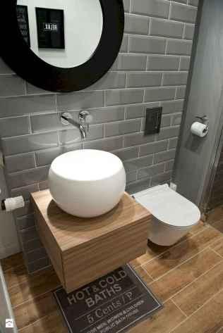 60 stunning scandinavian bathroom decor & design ideas to inspire you (55)