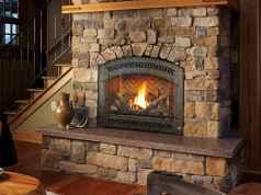 60 vintage fireplace ideas (4)