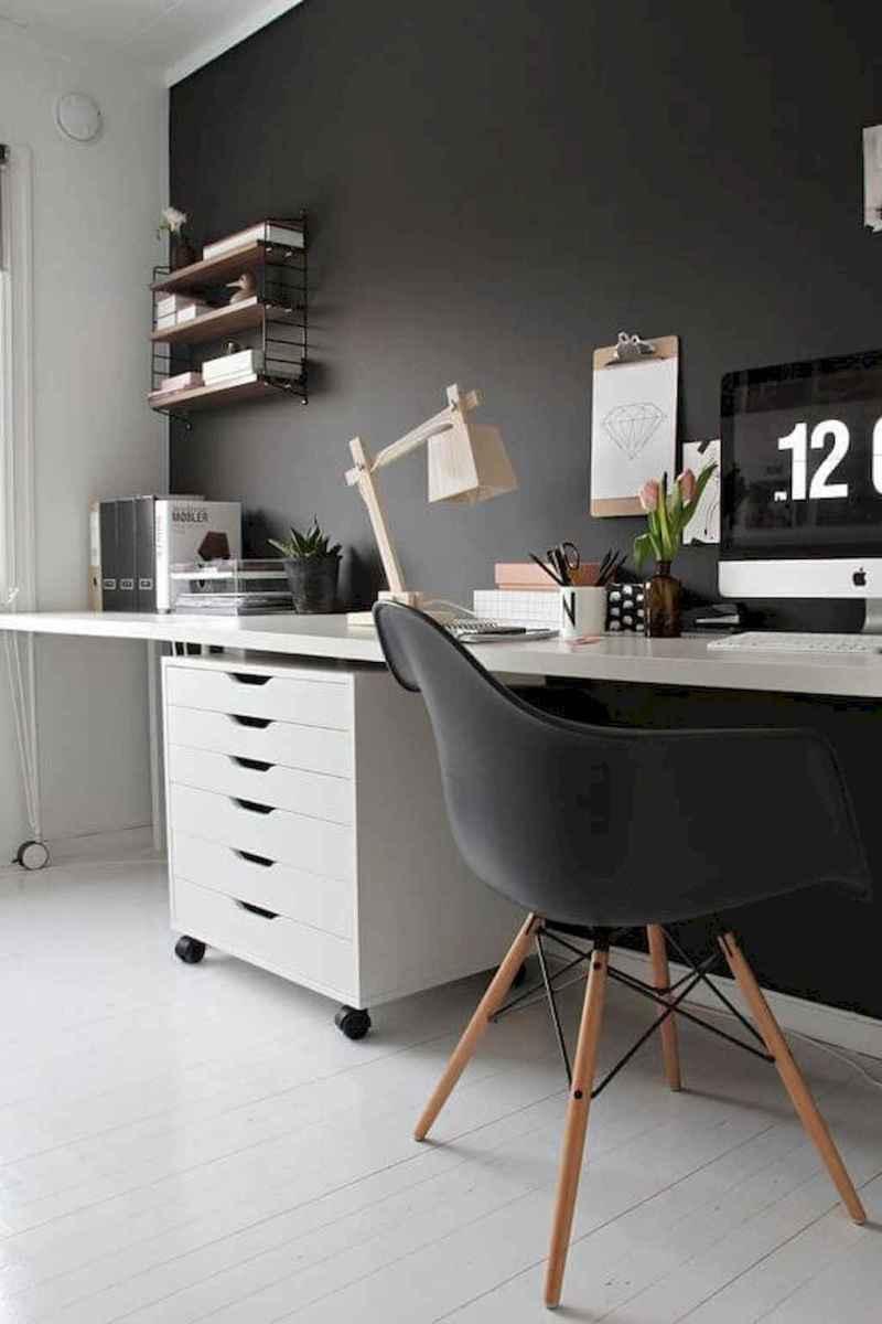 70 home office scandinavian design ideas (14)