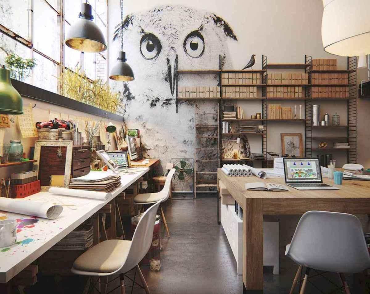 70 home office scandinavian design ideas (50)