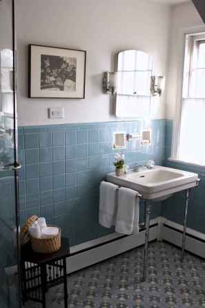 70+ stunning vintage bathroom decor & design ideas to inspire you (13)