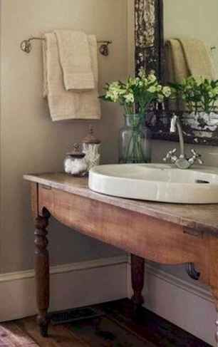 70+ stunning vintage bathroom decor & design ideas to inspire you (28)