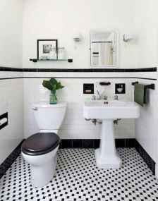 70+ stunning vintage bathroom decor & design ideas to inspire you (35)