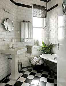 70+ stunning vintage bathroom decor & design ideas to inspire you (49)