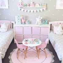 Beautiful decor bedroom for girls (18)