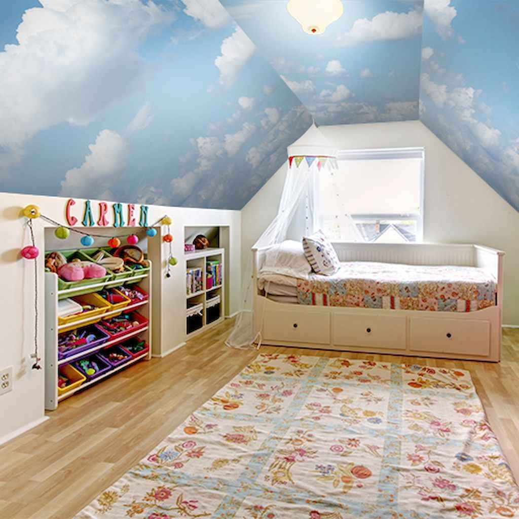 Beautiful decor bedroom for girls (21)