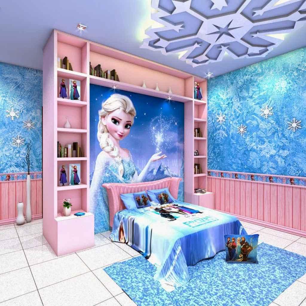 Beautiful decor bedroom for girls (25)