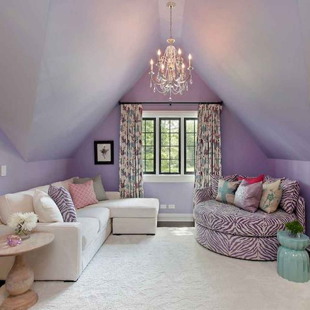 Beautiful decor bedroom for girls (36)