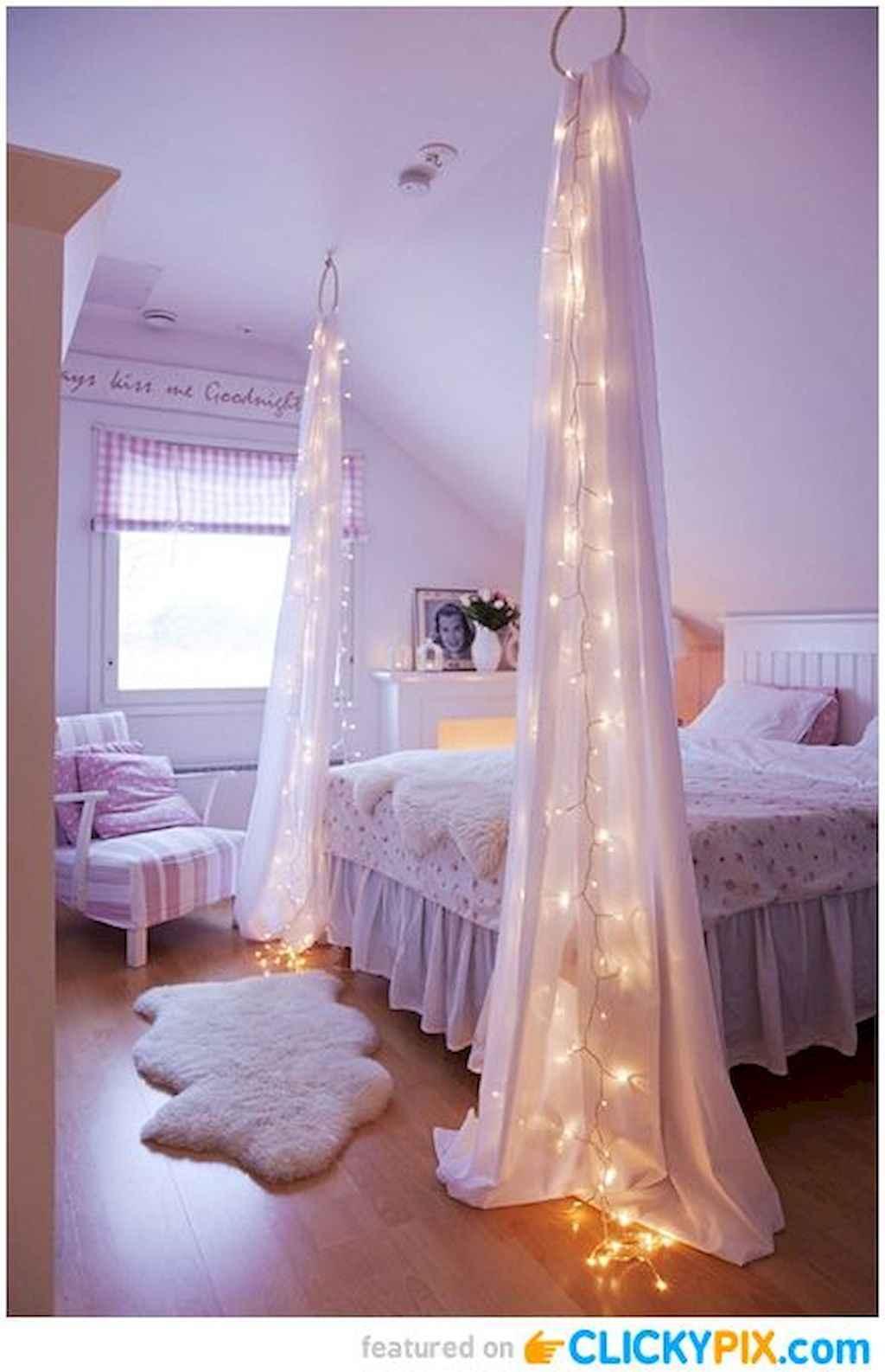 Beautiful decor bedroom for girls (41)