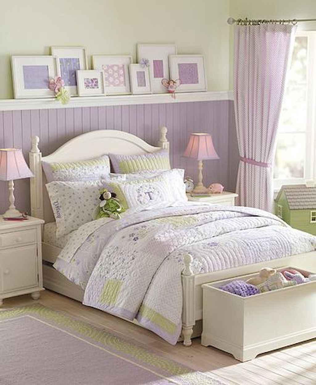 Beautiful decor bedroom for girls (44)