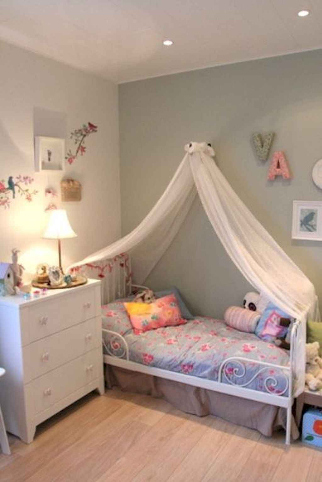 Beautiful decor bedroom for girls (6)