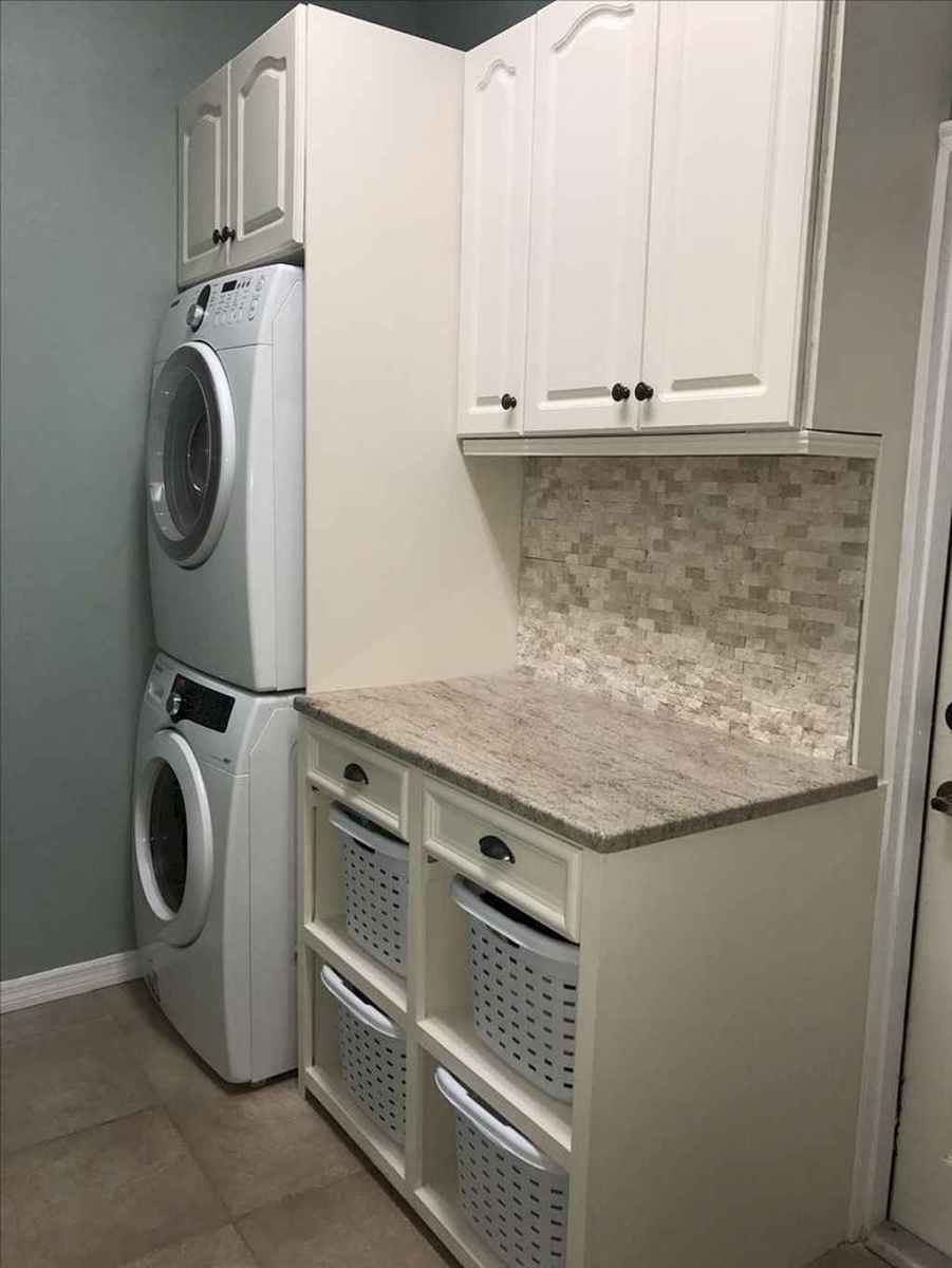 Beautiful and simple laundry room ideas (9)