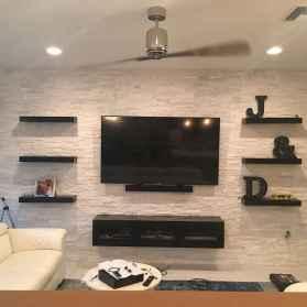 Bedroom tv wall ideas (13)