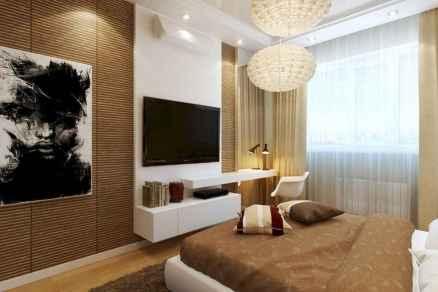 Bedroom tv wall ideas (57)