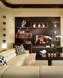 Bedroom tv wall ideas (9)