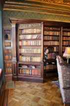 Cool home library design ideas (1)